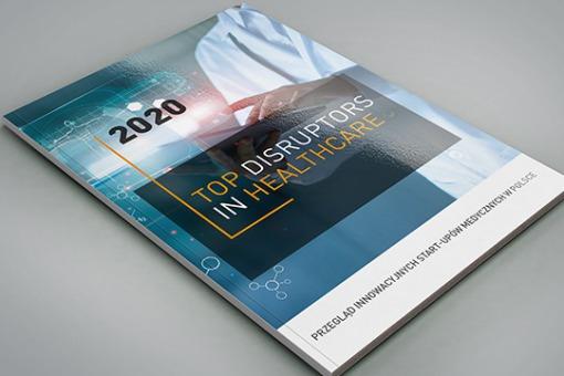 Medidesk w raporcie Top Disruptors In Healthcare