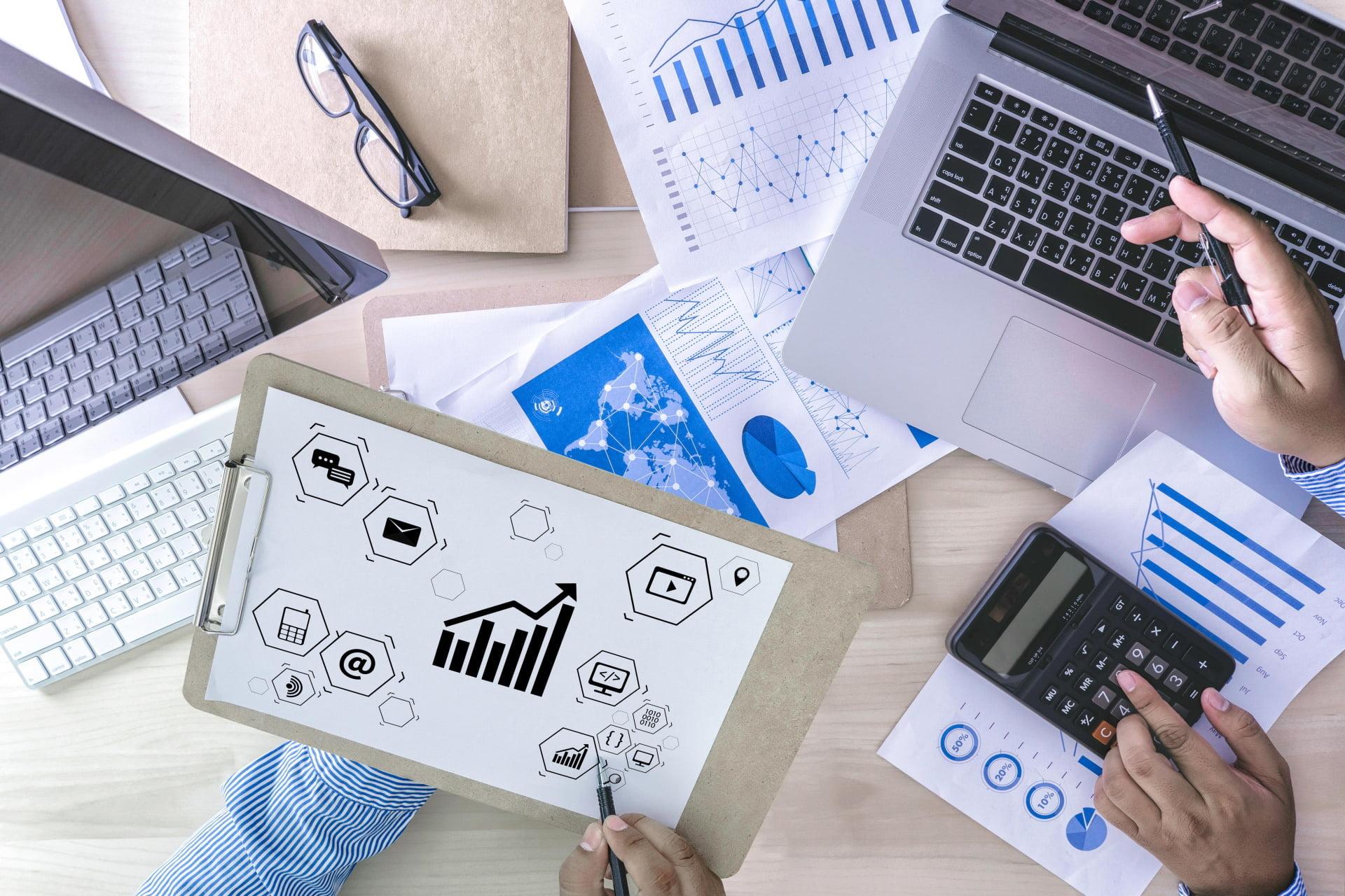 Funkcje marketingowe w aplikacji Medidesk