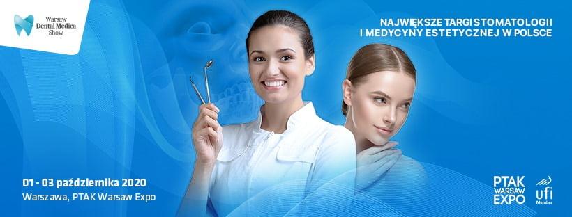 Medidesk na Warsaw Dental Medica Show 01-03.10.2020